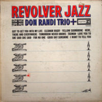revolver jazz don randi trio